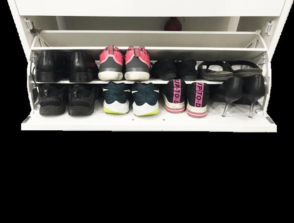 Tủ giày thông minh 3 ngăn