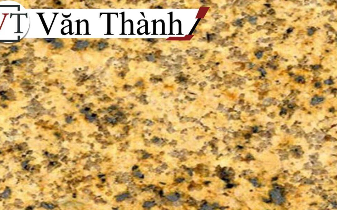 Đá hoa cương vàng – Báo giá đá hoa cương màu vàng Văn Thành